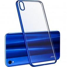 Силикон UMKU Line Huawei Honor 8S (Синий)