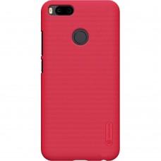 Чехол Nillkin Frosted Shield Xiaomi Mi Max 2 (красный)
