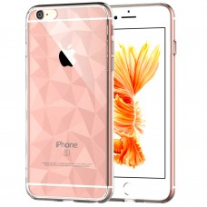 Силикон Prism Case Apple iPhone 6 Plus / 6s Plus (прозрачный)