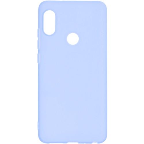 Силикон iNavi Color Xiaomi Redmi S2 (фиолетовый)