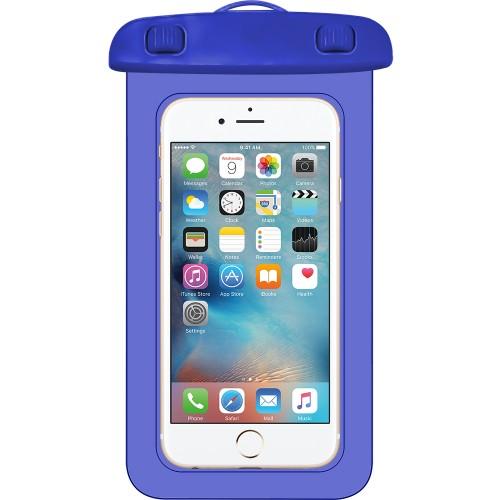 Водонепроницаемый карман WaterProof Aquabag Case (Синий)