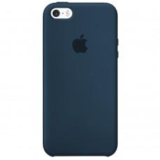 Силикон Original Case Apple iPhone 5 / 5S / SE (39) Cosmos Blue