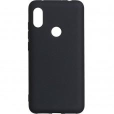 Силикон iNavi Color Xiaomi Redmi 6 Pro / Mi A2 Lite (черный)