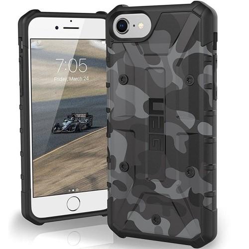 Чехол Armor UAG Сamouflage Case Apple iPhone 7 / 8 (Серый)