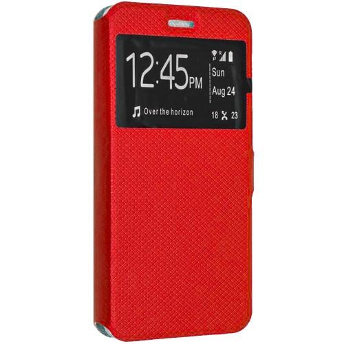Чехол-книжка Wise Samsung A520/A5 (2017) (красный)