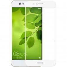 Стекло 3D Huawei Nova 2 White