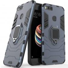 Бронь-чехол Ring Armor Case Xiaomi Mi A1 / Mi5x (Пыльная бирюза)