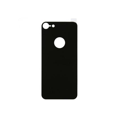 Защитное стекло (NP) BACK iPhone 7/8 Black