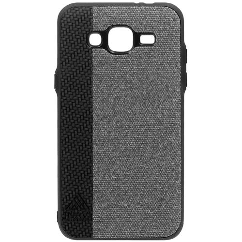 Силикон Inavi Samsung J310/J3 (2016) (Чёрный)