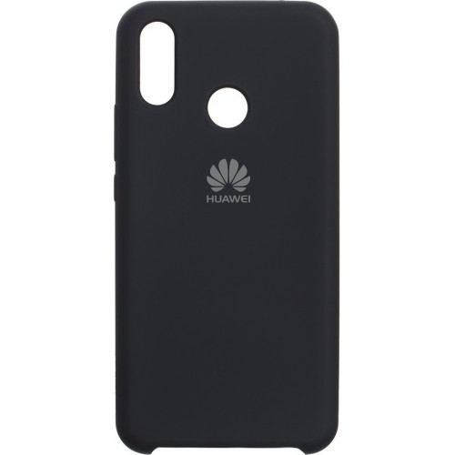 Силикон Original Case Huawei P Smart Plus (Чёрный)