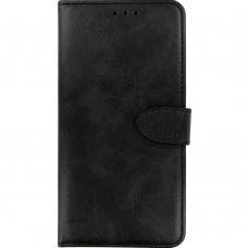 Чехол-книжка Leather Book Xiaomi Redmi Note 8 (Чёрный)