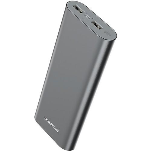 PowerBank Borofone BT19B 20000mAh (Серый)