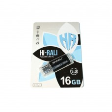 USB флеш-накопитель Hi-Rali Corsair Series Black 16Gb