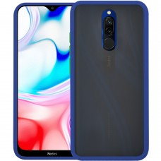 Накладка Totu Gingle Series Xiaomi Redmi 8 (Темно-синий)