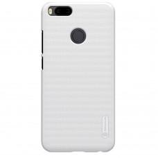 Чехол Nillkin Frosted Shield Xiaomi Mi Max 2 (белый)