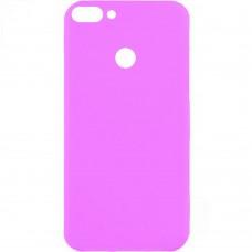 Силиконовый чехол Multicolor Huawei Nova 2 (розовый)