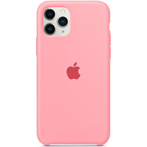 Силиконовый чехол Original Case Apple iPhone 11 Pro Max (14) Pink