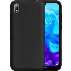 Силикон Graphite Huawei Y5 (2019) / Honor 8s (черный)