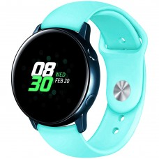 Ремешок Silicone Band Samsung Gear S2 / S3 20mm (Turquoise)