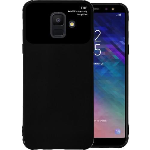 Накладка Art of Photography Samsung Galaxy A6 (2018) A600 (Чёрный)
