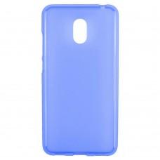 Силиконовый чехол Original Case Meizu M6s (Голубой)