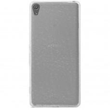 Чехол Utty Glitter Sony Xperia XA F3112 (прозрачный)
