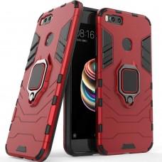 Бронь-чехол Ring Armor Case Xiaomi Mi A1 / Mi5x (Красный)