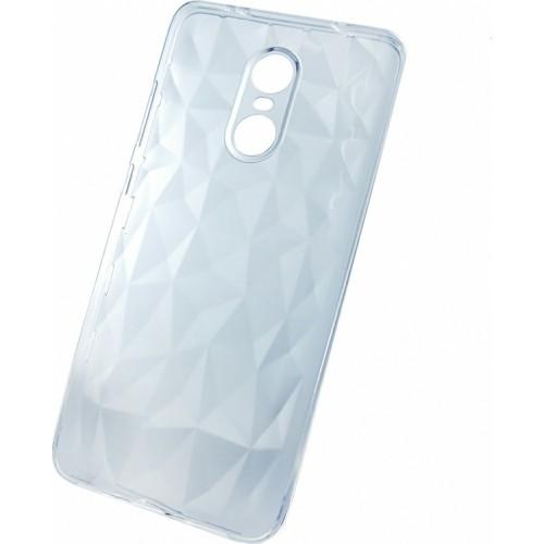 Силиконовый чехол Prism Case Xiaomi Redmi Note 4x (прозрачный)
