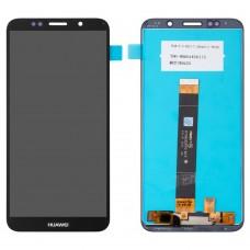 Дисплейный модуль для Huawei Y5 (2018) / Honor 7A (Black)