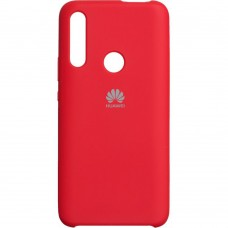 Силикон Original Case Huawei P Smart Z (Красный)
