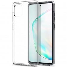 Силикон Virgin Case Samsung Galaxy Note 10 Lite (прозрачный)