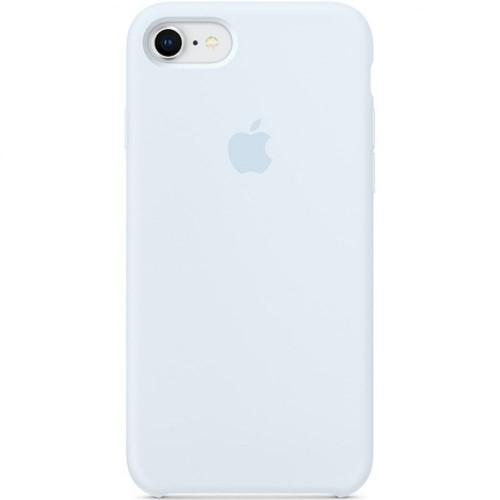 Чехол Silicone Case Apple iPhone 7 / 8 (Sky Blue)