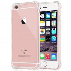 Силикон 3D Apple iPhone 6 / 6s (Прозрачный)