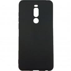 Силикон Graphite Meizu Note 8 (чёрный)