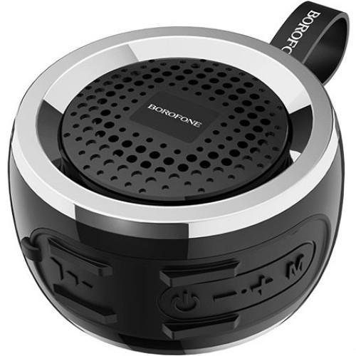 Портативная акустика Borofone BR2 (Чёрный)