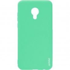 Силикон iNavi Color Meizu M5 Note (Бирюзовый)