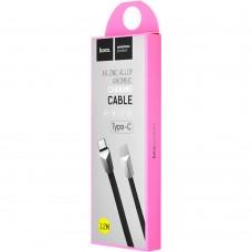USB-кабель Hoco X4 Zinc Alloy Rhombic (Type-C)