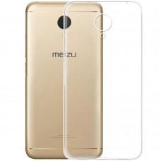 Силикон Original Meizu M5c (Прозрачный)