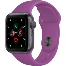 Ремешок Apple Watch Silicone 42 / 44mm (28) Brinjal
