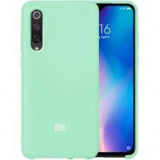 Силикон Original Case Xiaomi Mi9 SE (Бирюзовый)