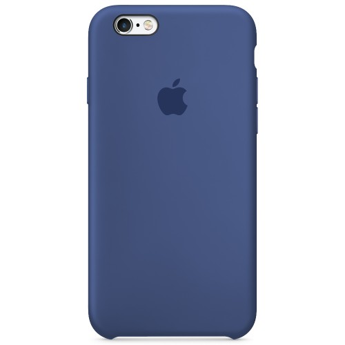 Силиконовый чехол Original Case Apple iPhone 6 / 6s (22) Blue Cobalt
