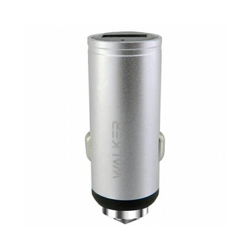 АЗУ Qualcomm 3.0 (T05) 1 USB (3A) (серебряный)