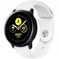 Ремешок Silicone Band Samsung Gear S2 / S3 20mm (White)