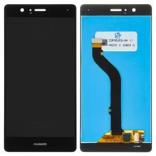 Дисплейный модуль для Huawei G9 Lite / P9 Lite (Black)