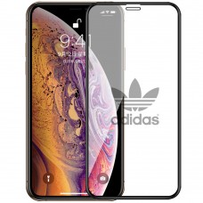5D Стекло Picture Apple iPhone XS Max / 11 Pro Max Black (Adidas)