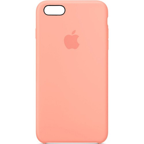 Силиконовый чехол Original Case Apple iPhone 5 / 5S / SE (25) Flamingo