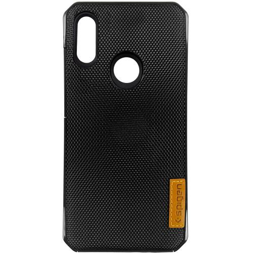 Накладка Spigen Grid Xiaomi Redmi Note 7 (Черный)