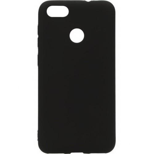 Силиконовый чехол Graphite Huawei Nova (черный)