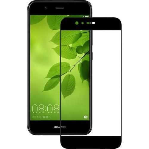 Стекло 3D Huawei Nova 2 Black