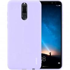 Силикон iNavi Color Huawei Mate 10 Lite (фиолетовый)